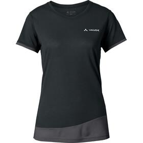 VAUDE Sveit T-shirt manches courtes Femme, black
